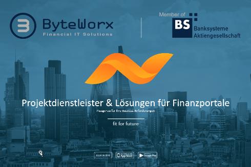 ByteWorx GmbH wurde Tochter der B+S Banksysteme